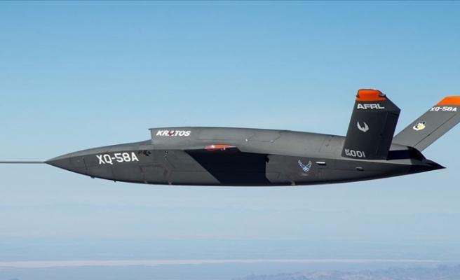 ABD insansız savaş uçakları için 3 şirketle anlaşma imzaladı