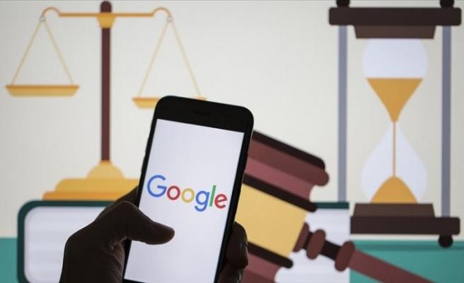ABD'de 10 eyalet Google'a dava açtı