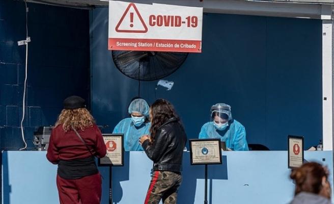 ABD'de Kovid-19 salgınında son durum: Son 24 saatte 143 bin 80 yeni vaka