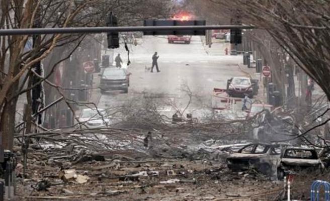 ABD'deki patlamanın intihar saldırısı olabileceği şüphesi