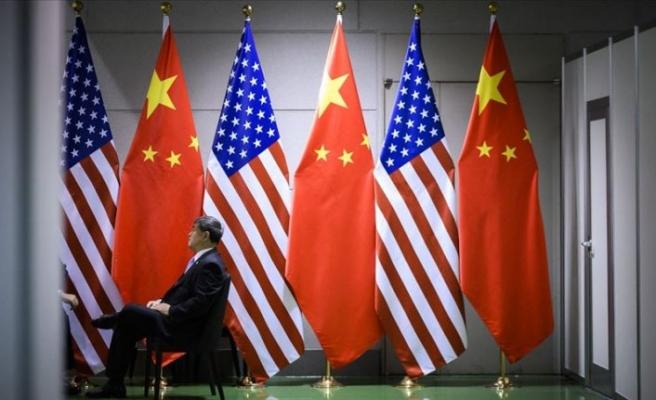 ABD'den Çin'e karşı yeni hamle