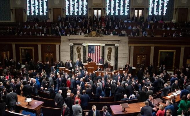 ABD Temsilciler Meclisi geçici bütçe tasarısını onayladı