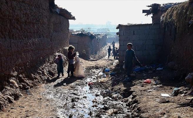 Pakistan'daki Afgan mülteciler zorlu kış şartlarıyla karşı karşıya