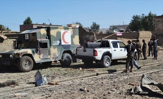 Afganistan'da bomba patladı: 2 ölü