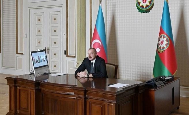 Aliyev, BM Genel Kurulu'nda konuştu: Güç kullanmak kaçınılmazdı