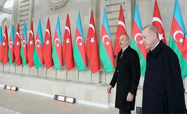 Aliyev: Dünya Karabağ'ın Azerbaycan'ın olduğunu gördü