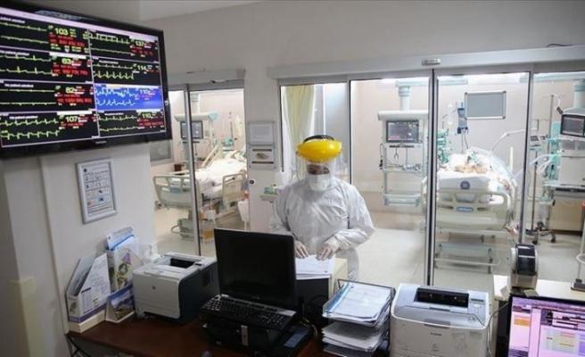 Almanya'da hastanelerin kapasitesi sınıra ulaştı