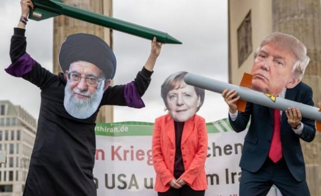 Almanya'dan ABD ve İran'a nükleer uzlaşı önerisi