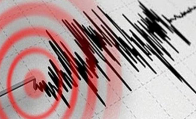 Antalya ve çevresinde hissedilen deprem meydana geldi