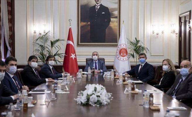 Avukatlar reform önerilerini Adalet Bakanı'na iletti