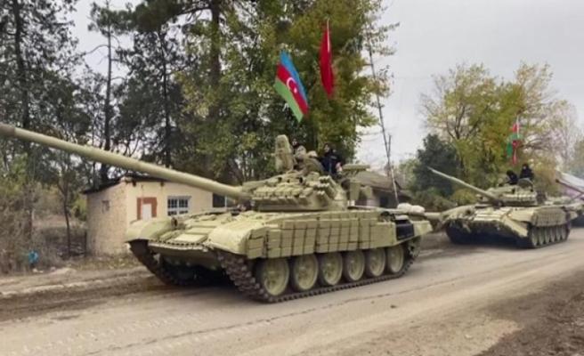 Azerbaycan Ermeniler'e garanti verdi