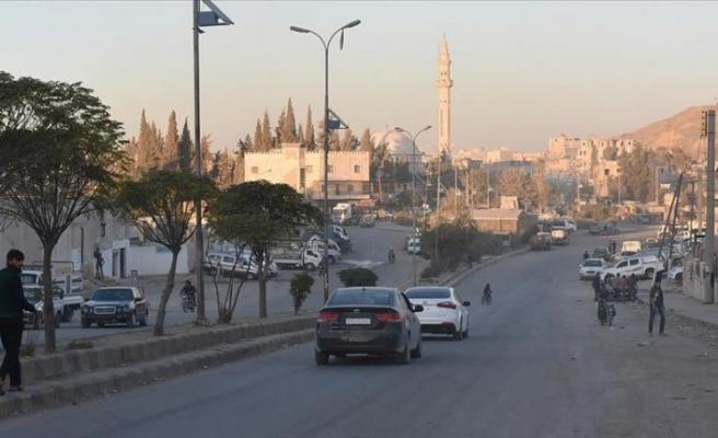 Azez'de bomba bulundu