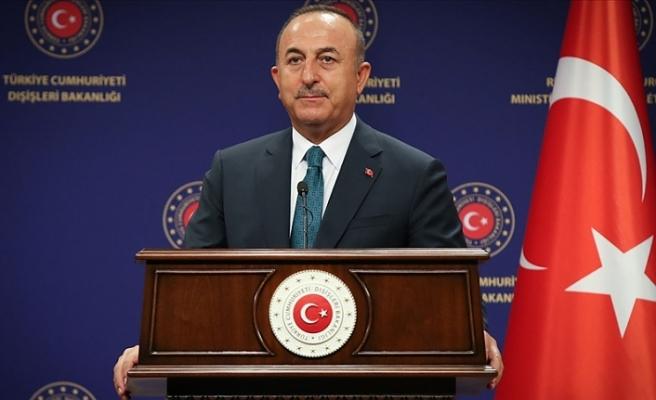 Dışişleri Bakanı Çavuşoğlu İran Dışişleri Bakanı Zarif ile görüştü