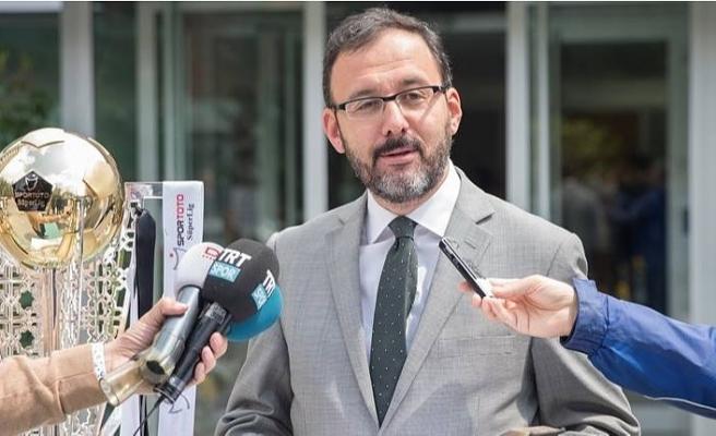 Bakan Kasapoğlu haberi kendisi verdi: Testim pozitif