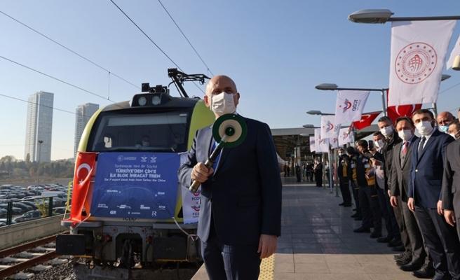 Bakan Karaismailoğlu: Yeni ihracat trenlerimiz hazırlanıyor