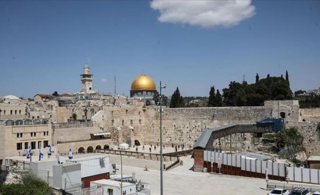 Savunma Bakanı Kudüs'te Filistin'e yer var dedi, İsrail karıştı