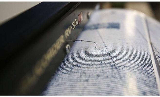 Balıkesir'de 4,1 büyüklüğünde deprem meydana geldi
