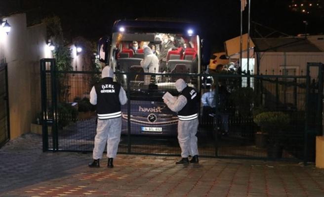 Edirne'de bir maden işletmesi ve bir apartman karantinaya alındı