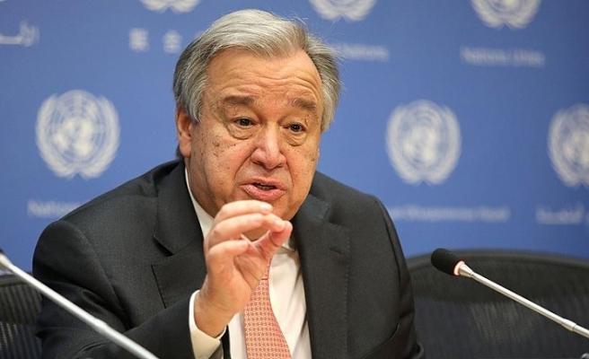 BM Genel Sekreteri Guterres: Hiç tereddütsüz toplum önünde aşı yaptırırım