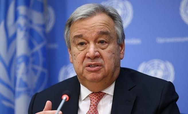 BM Genel Sekteri Guterres'ten İran'a çağrı