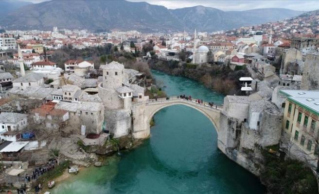 Bosna Hersek Mostar'da seçim var