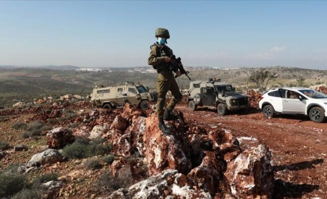 Bu resmen işgal! Filistinler'in topraklarına el koydular