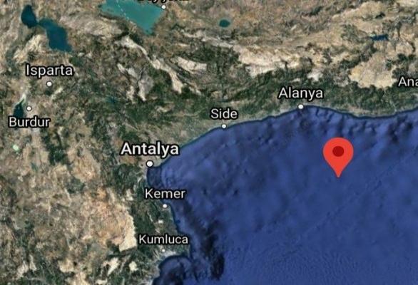 Çevre ve Şehircilik Bakanı Antalya'daki deprem hakkında açıklama yaptı