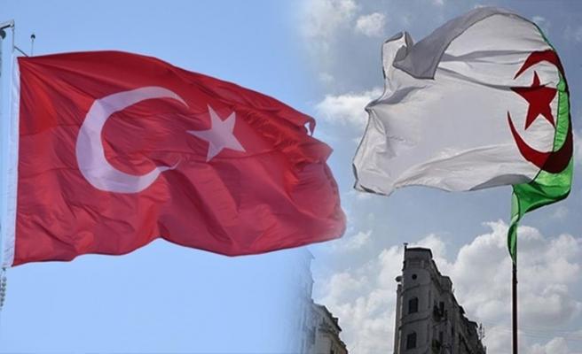 Cezayir'den Türkiye'ye 'ortak firmalar kuralım' teklifi