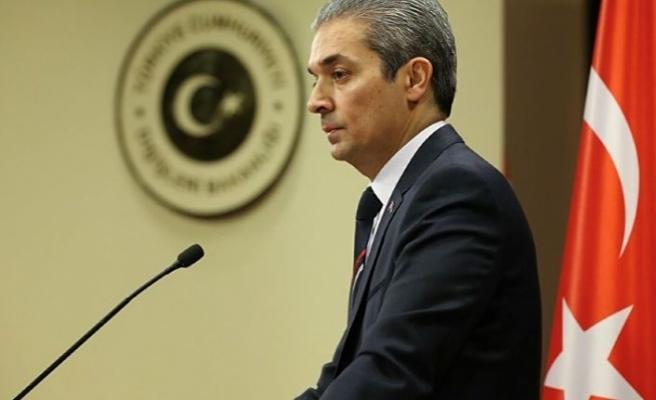 Dışişleri Bakanlığı Sözcüsü Hami Aksoy Türkiye'nin Belgrad Büyükelçisi oldu