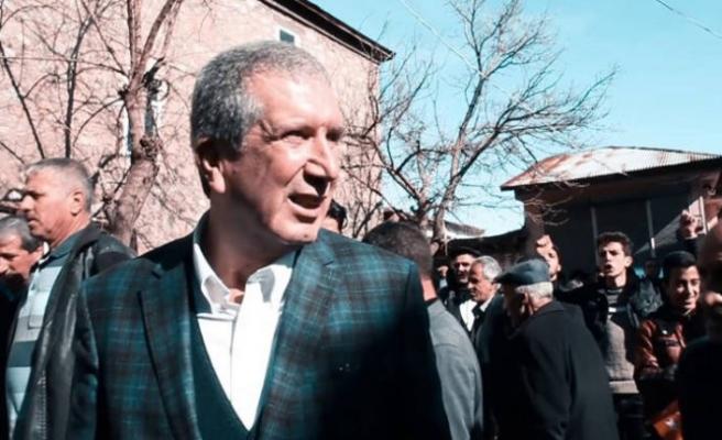 Diyarbakırlı Belediye Başkanı Saadet Partisi'nden istifa etti