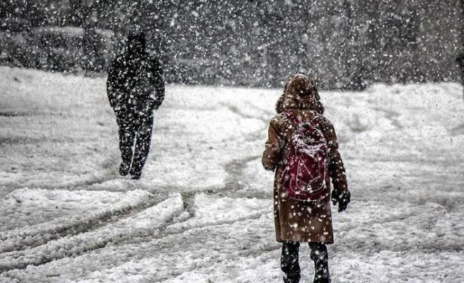 3 ilde kar yağışı  başladı