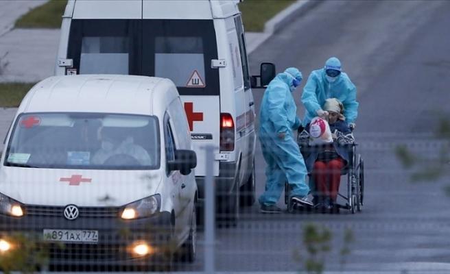 Dünya genelinde Kovid-19'dan iyileşenlerin sayısı 54 milyonu geçti