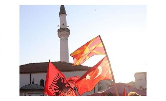 Makedonya'daki Türkçe Eğitim Bayramı Edirne'de de kutlandı