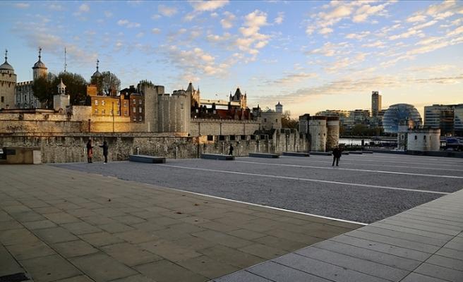 İngiltere'de Kovid-19 vakalarının en çok görüldüğü yer Londra