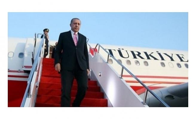 Cumhurbaşkanı Erdoğan yarın Azerbaycan'ı ziyaret edecek
