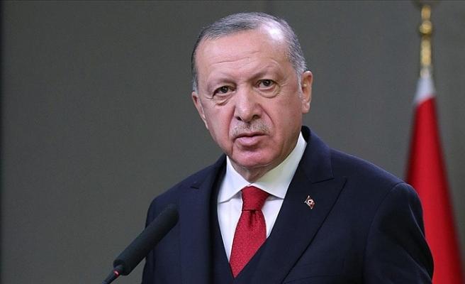 Erdoğan'dan tarihi gönderme: Türkiye'yi utançtan kurtardık