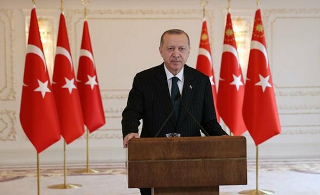 Cumhurbaşkanı Erdoğan: Bu olaydan üzüntü duyanların ülkemizle gönül bağı kopmuştur