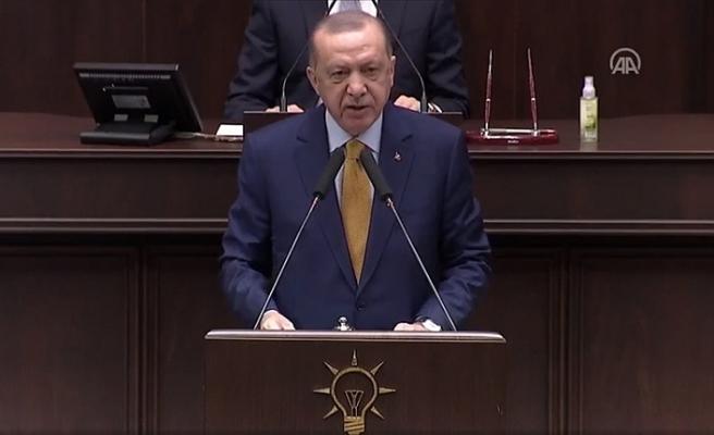 Erdoğan'dan İBB'deki Türkçe ezan skandalına sert sözler
