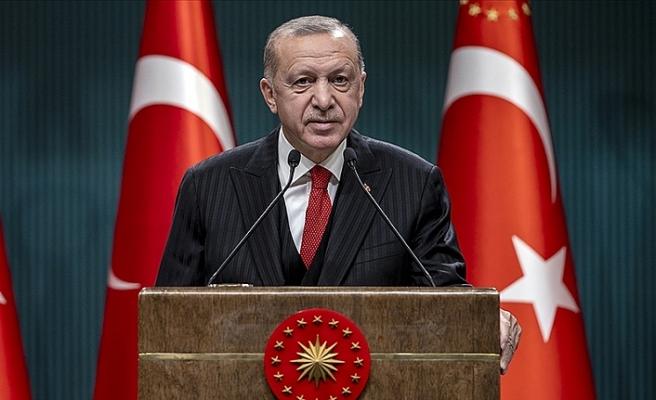 Cumhurbaşkanı Erdoğan: İngiltere ile serbest ticaret anlaşması imzalıyoruz