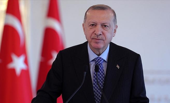 Erdoğan Uluslararası Yatırımcılar Zirvesi'ne seslendi