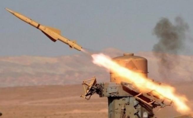 Esed rejiminden 'İsrail Suriye'ye füzelerle saldırdı' iddiası