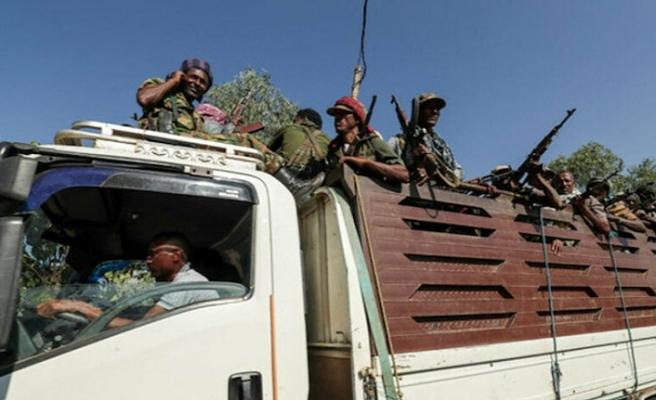 Etiyopya'da onlarca sivil katledildi