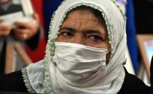 Evlat nöbetİndeki anne: HDP'den kızımı istiyorum