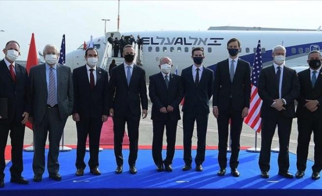 Fas, ABD ve İsrail'den ortak anlaşma