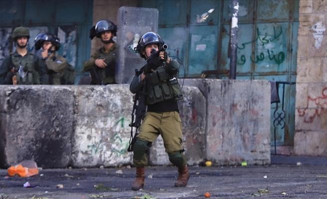 Filistin, İsrail'i Batı Şeria'daki hastane saldırısından dolayı kınadı