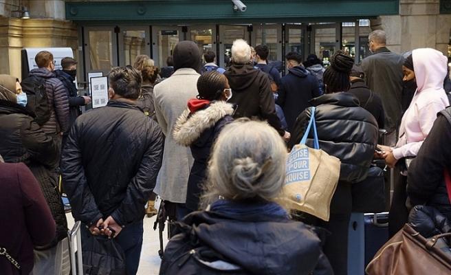 Fransa'dan İngiltere'den gelecek yolculara şartlı izin