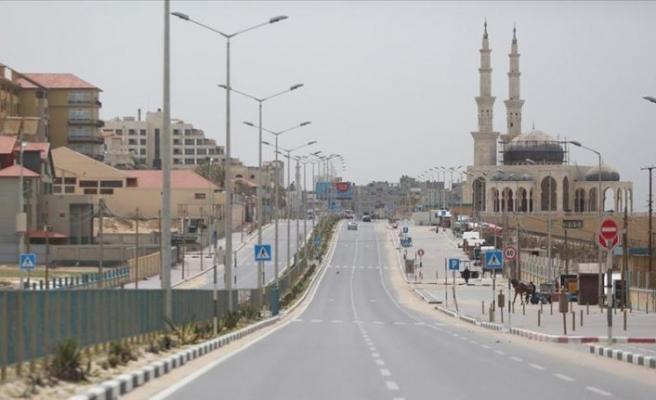 Gazze'nin tek laboratuvarı hizmet dışı kaldı