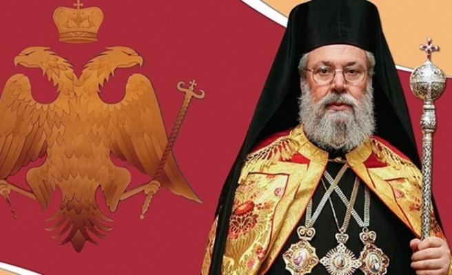 Güney Kıbrıslı Başpiskopos: Erdoğan gerçek bir vatansever