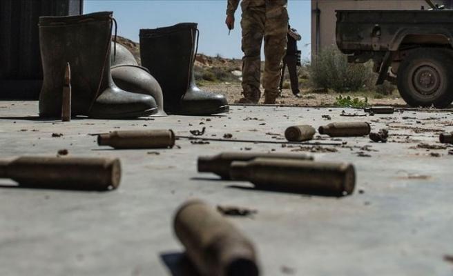 Libya'da Hafter paralı asker taşımaya devam ediyor
