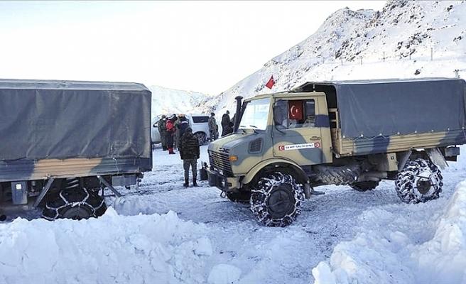 Hakkari'den acı haber geldi: Kayıp askerin cansız bedeni bulundu